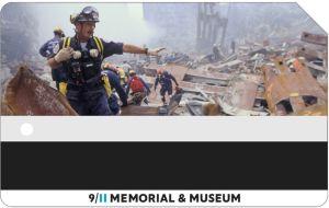 Nuevas MetroCards honran a héroes del ataque terrorista 9/11