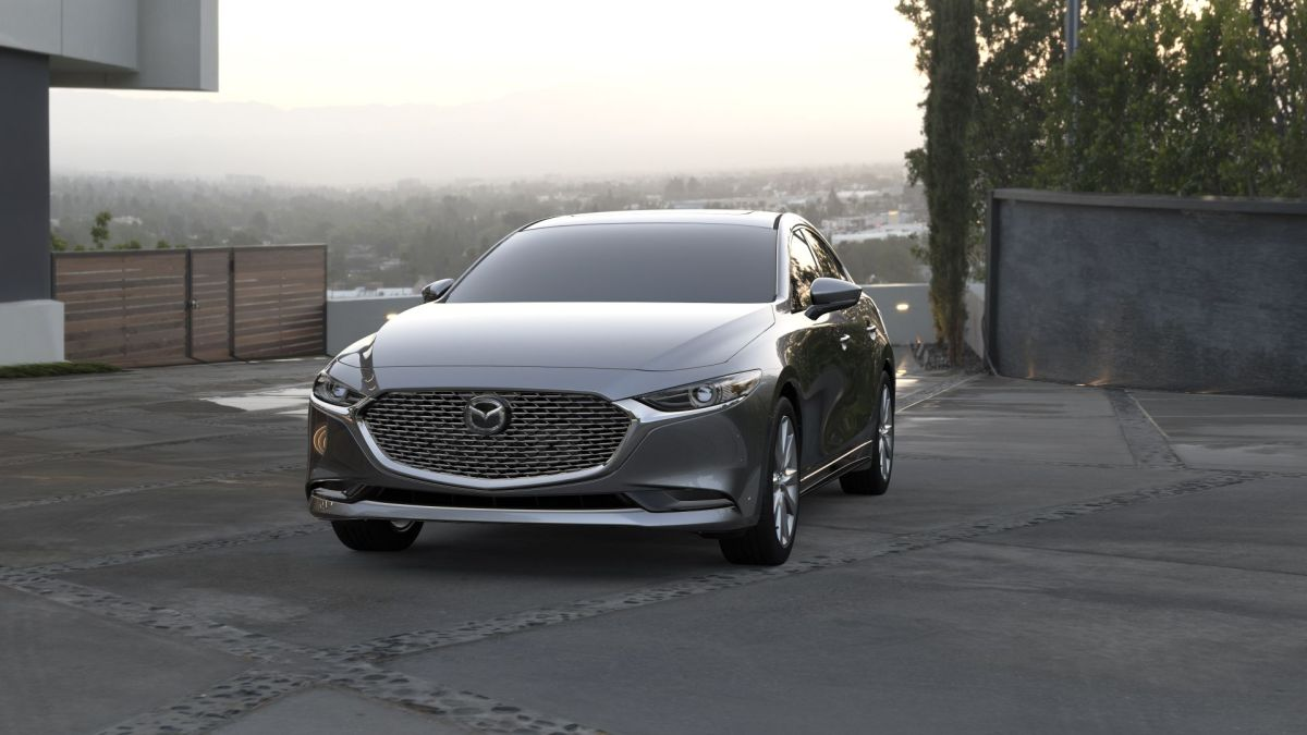 Es la primera vez que un sedán de Mazda recibe el reconocimiento