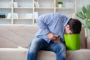 ¿Sientes náuseas? Puede ser producto de la diabetes
