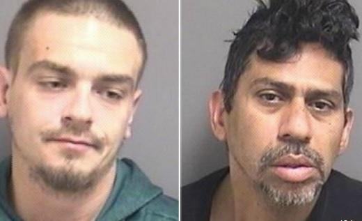 2 hombres de Chicago acusados de robar en una casa en Orland Park