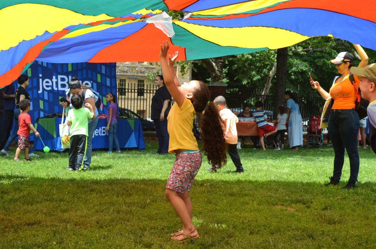 'Outdoors for Autism' es un evento  gratuito para niños y jóvenes con esta condición.