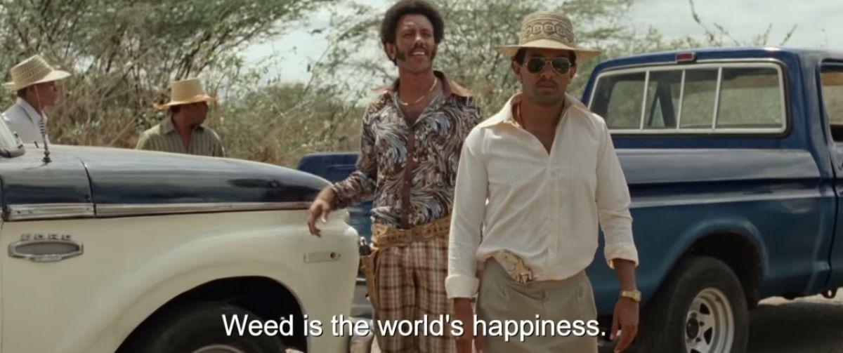 """""""Pájaros de verano"""": la película que rompe con la mala costumbre de hacer apología de los narcos"""