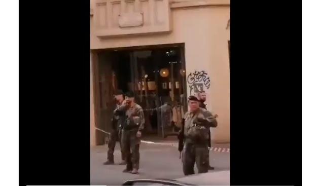 13 heridos por explosión de supuesto paquete bomba en Francia