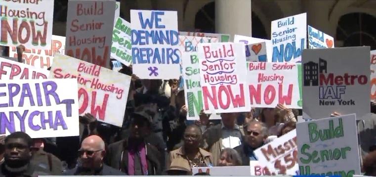 Vecinos en alerta: NYCHA cerrará centros comunitarios para ancianos