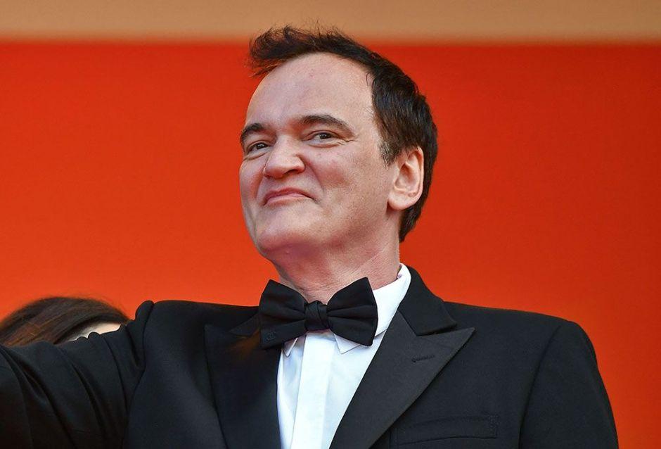 Quentin Tarantino gana en Cannes premio…  ¡Para perros!