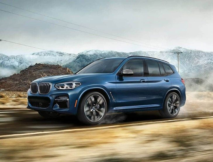 Cuál es el diseño y espacio que ofrece el BMW X3 2019