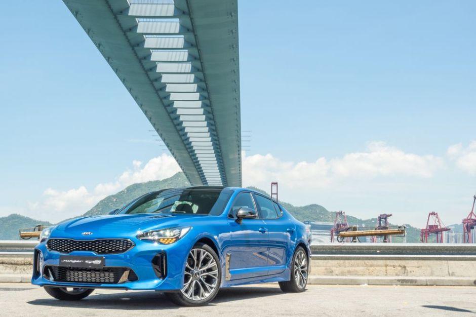 6 razones por la que el Kia Stinger es un auto con características de lujo + VIDEO