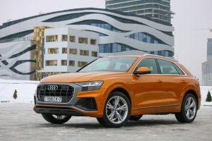 El Audi Q8 es la SUV premium que viene cargada de potencia y tecnología