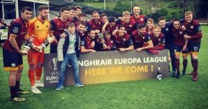 ¡Insólito! Pagan por jugar, son estudiantes y disputarán la Europa League