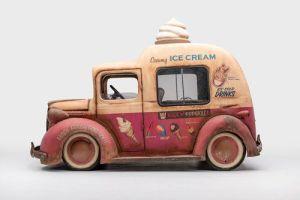 Un museo para autos de ciencia ficción de todas las épocas