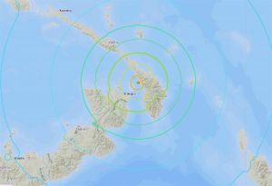 Terremoto de magnitud 7.5 sacudió a Papúa Nueva Guinea. Alertan por posible Tsunami