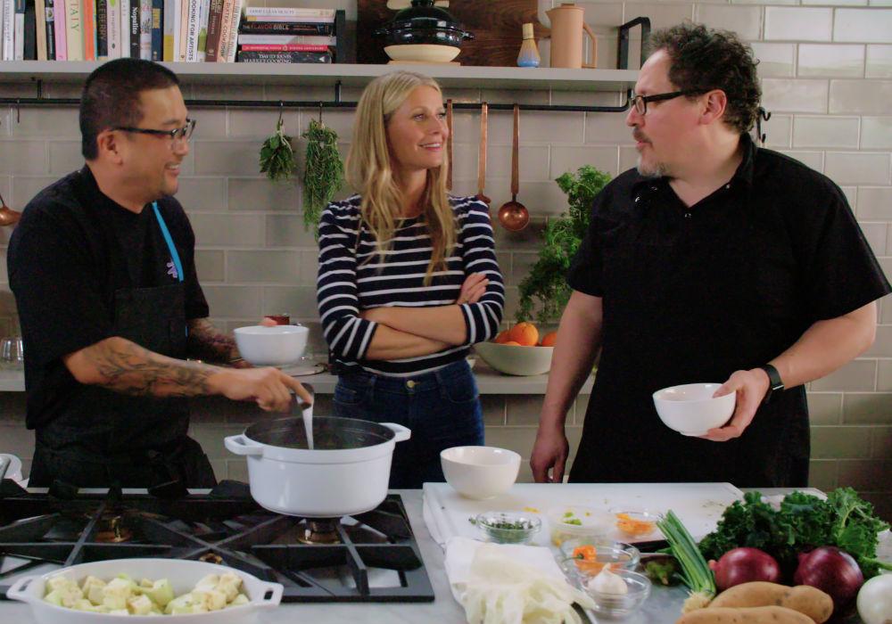 "Jon Favreau produce y dirige ""The chef show"", un nuevo programa de Netflix"