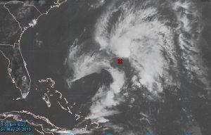 Andrea: La primera tormenta tropical del 2019 se podría estar formando en el Atlántico