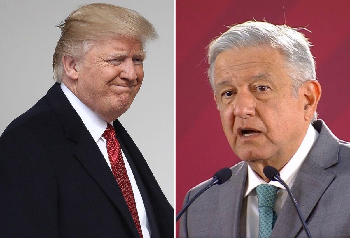 Trump revela que parte del acuerdo con AMLO se mantendrá en secreto… por ahora