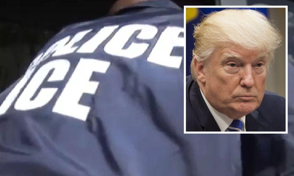 El plan de Trump para deportar a familias enteras de 10 ciudades que desató la crisis en DHS