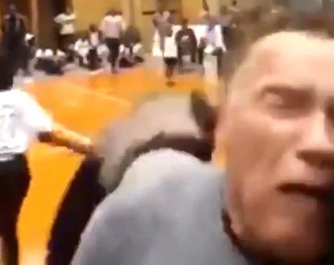 Arnold Schwarzenegger habla del brutal ataque que recibió recientemente en Sudáfrica