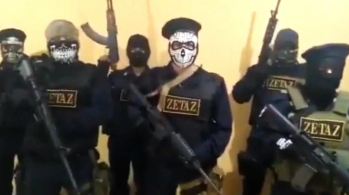 """""""Pura guardia vieja"""" de Los Zetas sigue viva en Veracruz y amenaza en video a aliados del CJNG de """"El Mencho"""""""