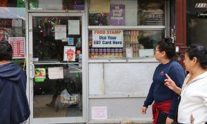 Muchos neoyorquinos en riesgo de perder los cupones de alimentos