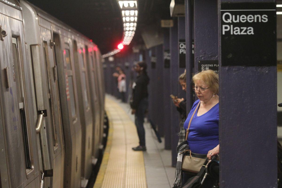 Propuesta para prohibir ingreso de delincuentes al Subway divide a neoyorquinos