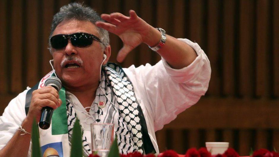 El excomandante de las FARC que pasó de detenido a congresista en solo 12 días