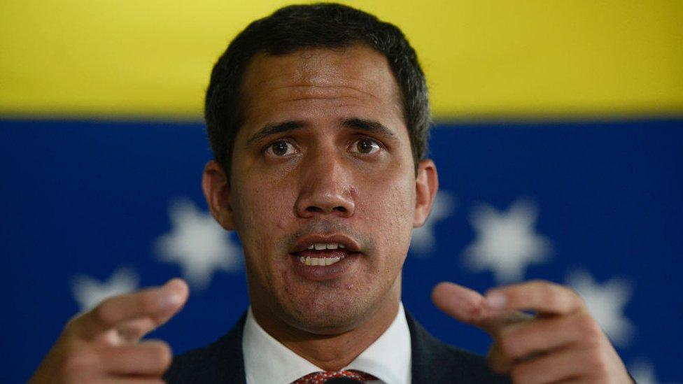Qué se sabe de las denuncias de corrupción contra colaboradores de Juan Guaidó en Colombia