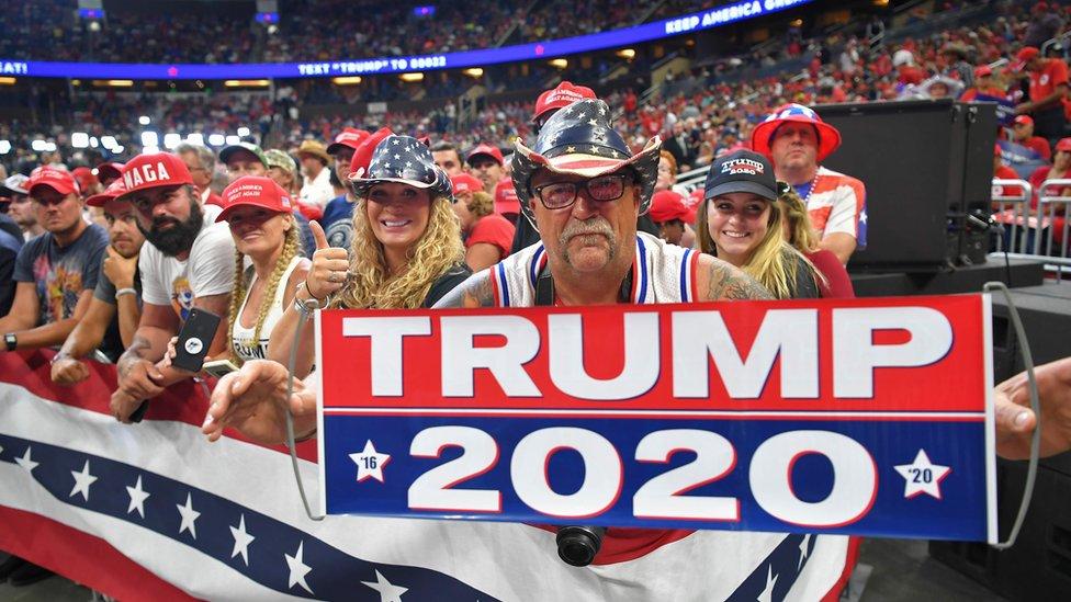 """Elecciones 2020: """"Por qué queremos que gane Trump"""""""