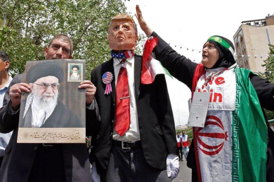 Estados Unidos vs Irán: qué busca Donald Trump con su polémica estrategia ante Teherán