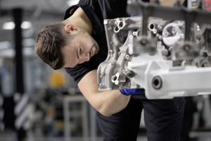 Mercedes-AMG presenta su motor más potente de 4 cilindros