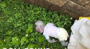 Broma cruel: escena de supuesto bebé muerto ridiculiza a policías y bomberos en parque de Queens