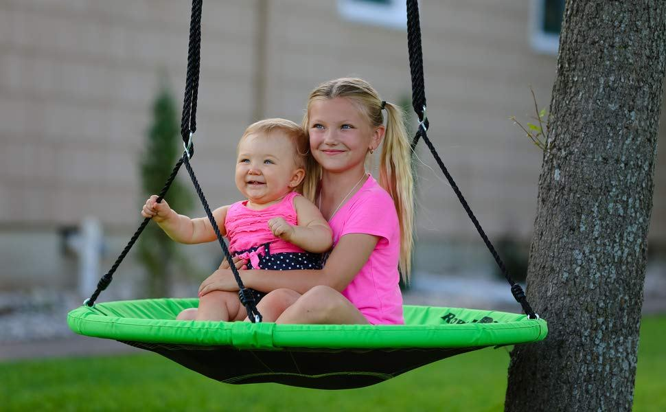 Los 5 mejores columpios para colocar en tu patio y que tus hijos se recreen