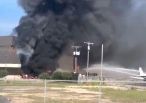 Mueren 10 personas en accidente de avioneta en Dallas