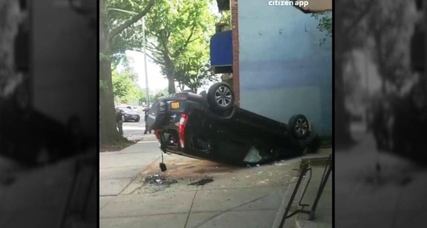 Choques: 7 muertos en New Hampshire y 9 heridos en El Bronx