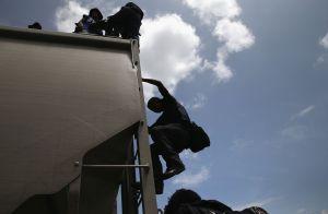 """Trágico: """"La partió a la mitad"""". Relatan la muerte de joven migrante en 'La Bestia'"""