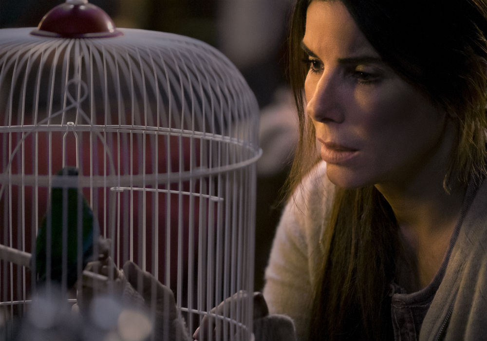 """Sandra Bullock en """"Bird box"""""""