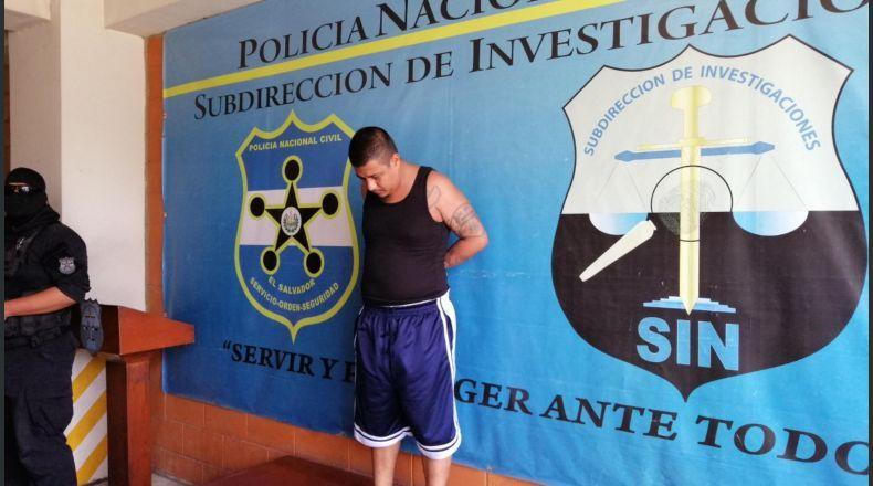 El cabecilla de la Mara Salvatrucha o MS-13 en El Salvador que mandaba a matar policías y militares