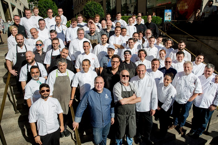 La gran fiesta gastronómica de Citymeals on Wheels