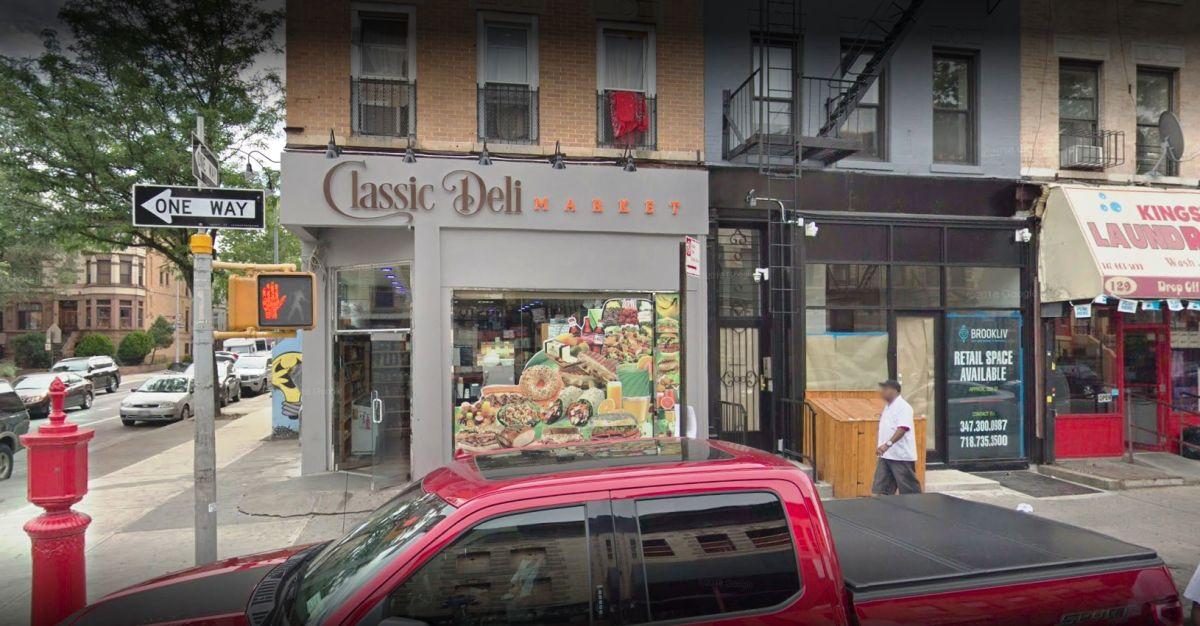 """Classic Deli Market"", Crown Heights"
