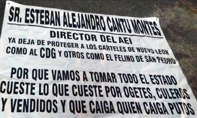 """Sicarios de """"El Mencho"""" del CJNG quieren apoderarse de Monterrey """"cueste lo que cueste"""" y """"caiga quien caiga"""""""