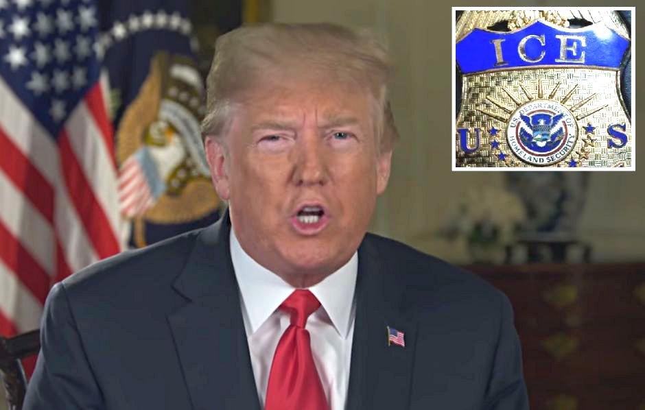Trump anuncia operativo de ICE la próxima semana para deportar a millones de indocumentados