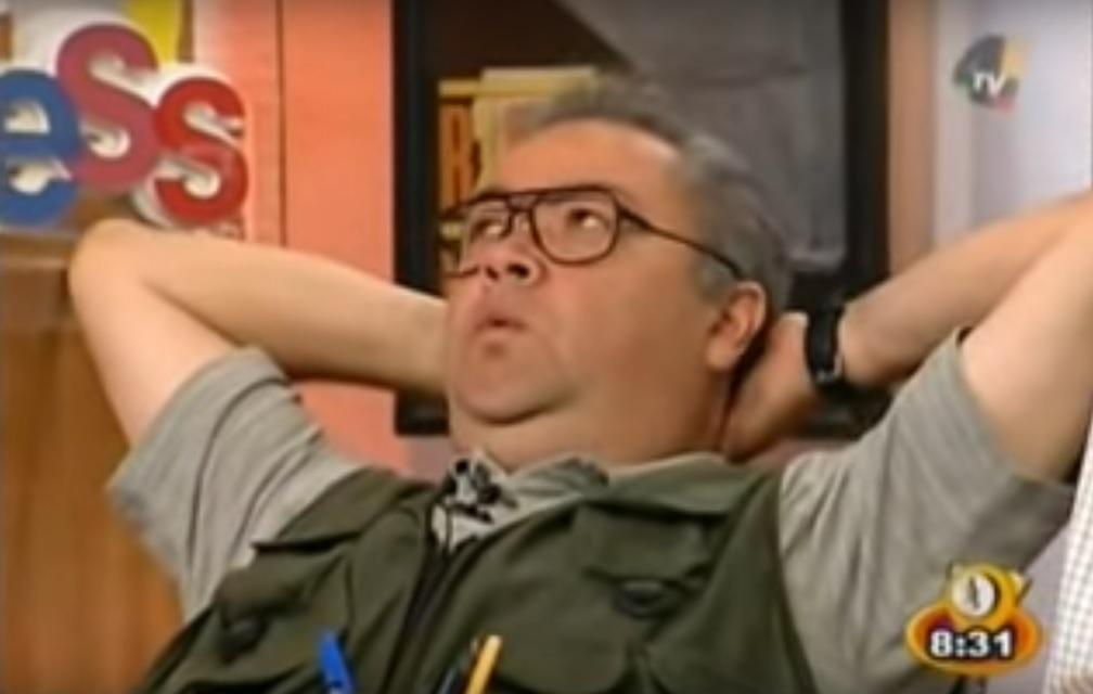 """Luto en Televisa: fallece el reportero Enrique """"Quique"""" Muñoz"""