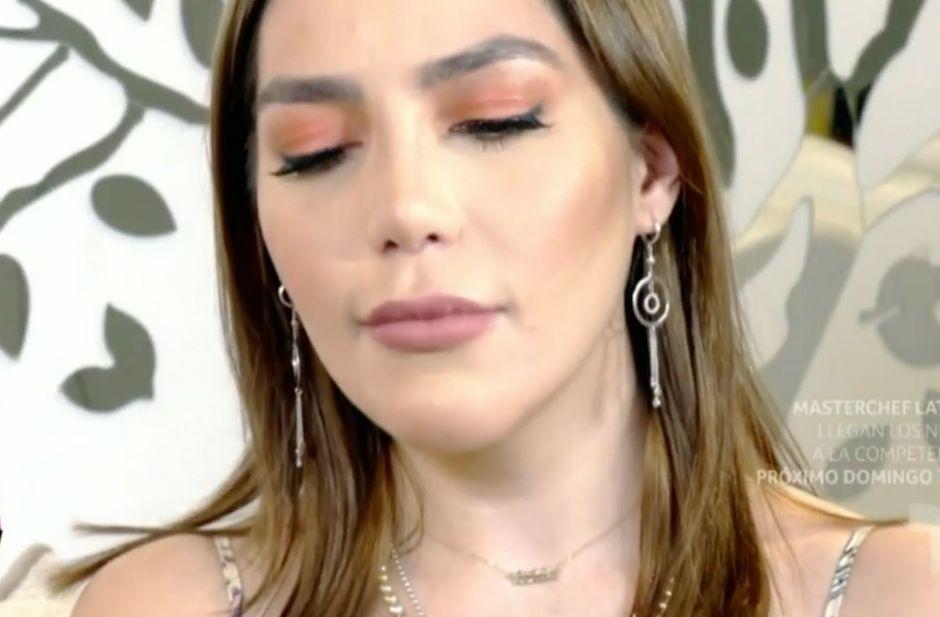 """Frida Sofía se arrepiente y pide perdón, pero el público la acusa de estar """"loca"""""""