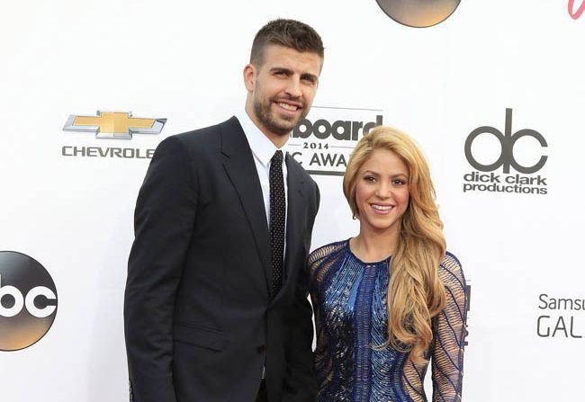 Gerard Piqué junto a Shakira comparte su mejor retrato familiar con Sasha y Milan