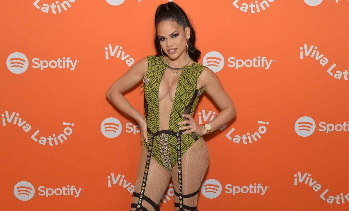 Natti Natasha responde ante el coqueteo de Rob Kardashian por su foto desnuda
