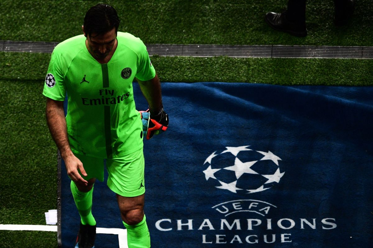 Gianluigi Buffon no renovará con el PSG