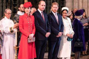 El príncipe Harry cedió a su hermano William el anillo de compromiso de Lady Di ¿Qué pasó con esa linda hermandad?
