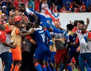 Doble cartelera en Copa Oro que termina con el 'bombazo' de Haití