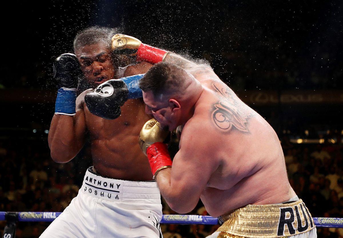 """Andy Ruiz Jr y su increíble pelea con Anthony Joshua: """"Gané por el guerrero mexicano que soy"""""""