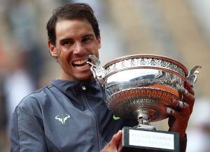 Video: La sorprendente frase de Rafael Nadal a los 16 años