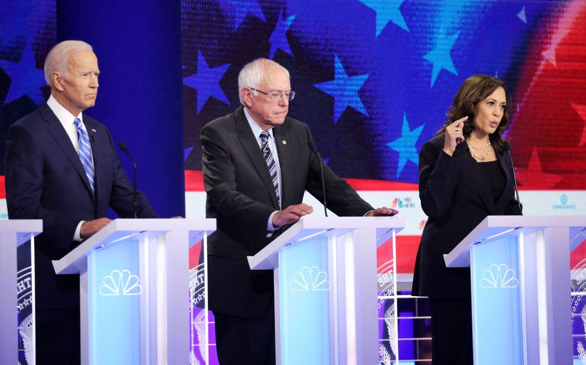 Los detalles del debate demócrata hacia la presidencia y a quién ponerle atención