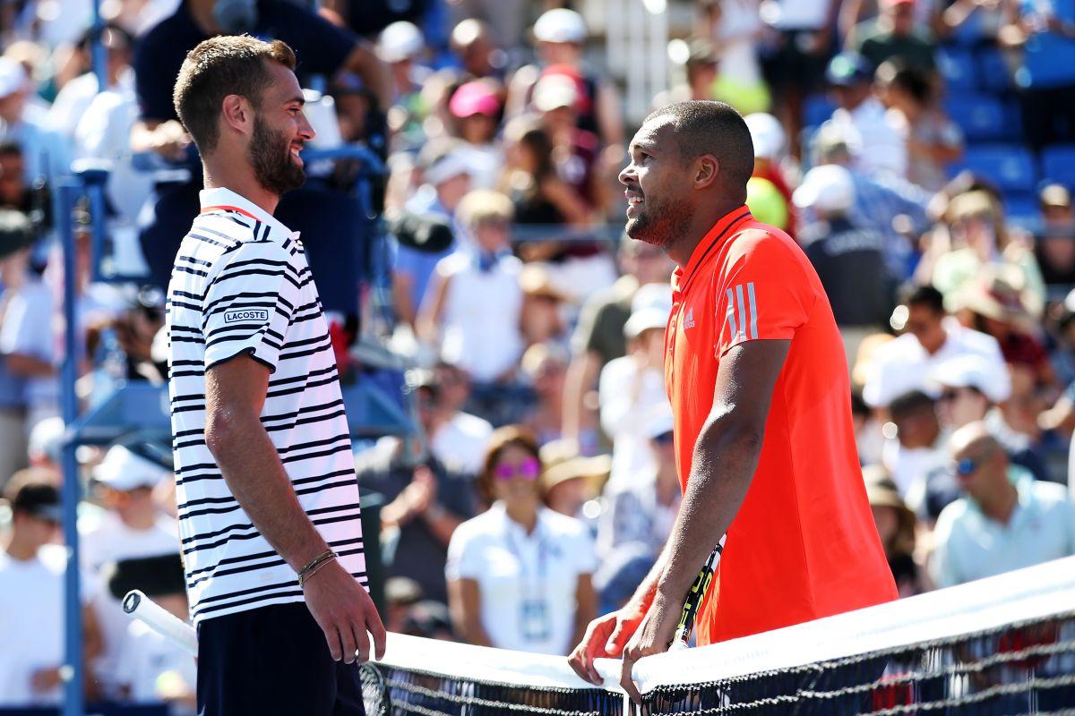 Video: El insólito punto de tenis en Halle